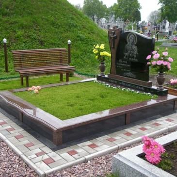 Благоустройство мест захоронений