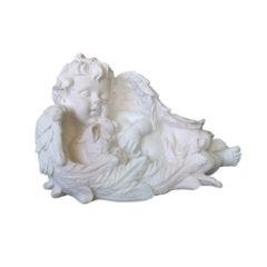 Ангелы из литьевого мрамора