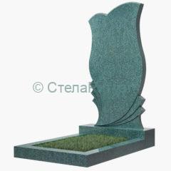 Фигурные памятники, зеленые, Импорт