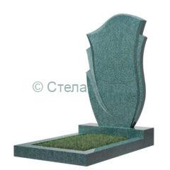 Фигурные памятники (бюджетные), зеленые, Импорт
